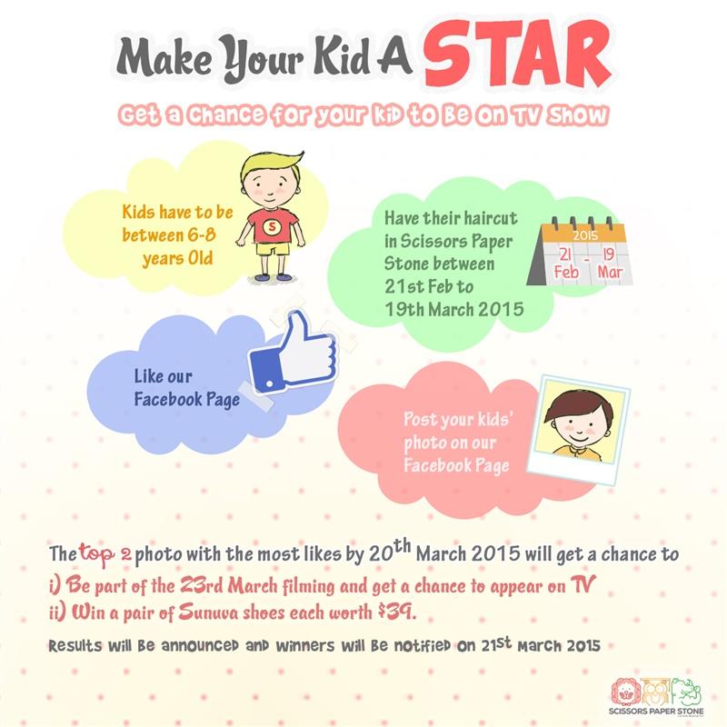 Make Your Kid Star